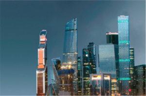 Информационный портал по Москва-Сити